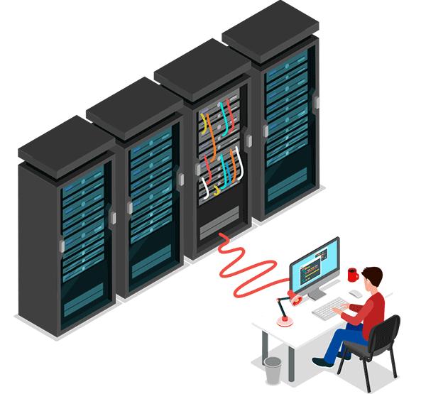 Cableado estructurado empresa de telecomunicaciones e informática Huelva